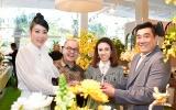 Hoa hậu Hà Kiều Anh khoe nhan sắc mặn mà tuổi 45