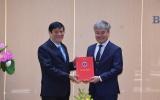 Nhà báo Trần Tuấn Linh giữ chức Tổng Biên tập Báo Sức khỏe và Đời sống