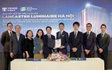 Tập đoàn Takashimaya bắt tay cùng Tập đoàn Trung Thủy đầu tư vào Dự án trung tâm thương mại Lancaster Luminaire
