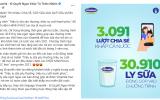 """Quỹ 'Vươn cao Việt Nam' của Vinamilk khởi động năm 2021 với """"31.000 ly sữa yêu thương"""" từ cộng đồng"""