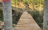 Kon Tum: Những chiếc cầu nhân ái 'nối' lòng dân