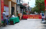 Vĩnh Phúc cách ly xã hội toàn bộ thị trấn Yên Lạc 15 ngày để phòng dịch
