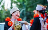 Nghề thêu của người Dao đỏ, Tuyên Quang: Sự tinh tế trên từng đường kim, mũi chỉ