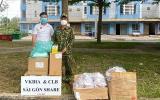 """VKBIA và """"Saigon Share"""" tiếp tục chung tay ủng hộ TPHCM phòng chống dịch bệnh"""