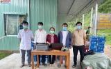 Công ty Cổ phần Sâm Ngọc Linh Kon Tum chung tay với tuyến đầu chống dịch