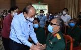 Chủ tịch nước Nguyễn Xuân Phúc gửi thư tri ân các thương binh, gia đình liệt sĩ và người có công