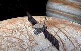 SpaceX sẽ phóng tàu khám phá mặt trăng của sao Mộc