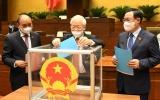 Quốc hội phê chuẩn bổ nhiệm 26 thành viên Chính phủ nhiệm kỳ 2021-2026
