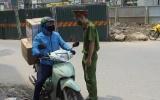 Sở GTVT Hà Nội yêu cầu dừng hoạt động giao hàng bằng xe công nghệ