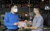 Trung ương Đoàn hỗ trợ khó khăn cho các hộ kinh doanh nhỏ tại TP. Hồ Chí Minh