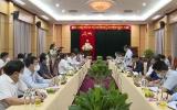 Công bố quyết định thanh tra theo kế hoạch tại tỉnh Quảng Ngãi