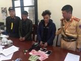 Bắc Giang: Bắt 2 đối tượng vận chuyển heroin
