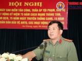 """An Giang: Đại tá Đinh Văn Nơi và những cú đấm thép hạ """"nốc ao"""" các đối tượng tội phạm"""