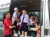 Bộ GDĐT đề nghị Bộ GTVT xây dựng tiêu chuẩn xe đưa đón học sinh