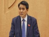 Cựu Chủ tịch UBND TP Hà Nội Nguyễn Đức Chung tiếp tục bị khởi tố trong vụ án khác