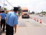 Đồng ý giải thể Trạm Kiểm tra tải trọng xe Dầu Giây