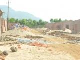 Dự án khu tái định cư mới Đăk Mi 1 (Kon Tum): Tỉnh chưa phê duyệt, chủ đầu tư đã ngang nhiên xây dựng?