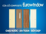Eurowindow ra mắt nhiều sản phẩm mới tại Triển lãm Vietbuild Hồ Chí Minh 2020