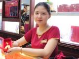 Hà Nội: Thị trường vàng sôi động ngày vía Thần Tài