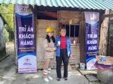 Hà Tĩnh: Điện lực thị xã Hồng Lĩnh thắp sáng nông thôn với chương trình tri ân khách hàng