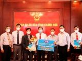 Khánh Hòa: Tiếp nhận hơn 30 tỷ đồng mua vắc xin phòng, chống Covid-19