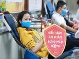 Không ngại Covid-19, người dân hăng hái đi hiến máu tình nguyện