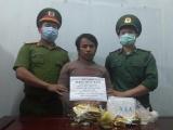 Kon Tum: Bắt giữ đối tượng vận chuyển 2kg ma túy