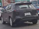 Mẫu xe Toyota Corolla Cross hoàn toàn mới sắp ra mắt tại Thái Lan