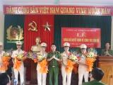 Nam Định: Công an huyện Vụ Bản nỗ lực vì cuộc sống bình yên của nhân dân