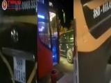 Nhà xe Mận Vũ lên tiếng vụ nhà xe Quyền Giang bị 'chặn' ở Hà Tĩnh