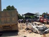Phó Thủ tướng chỉ đạo điều tra vụ xe tải chở đất đè ba người chết