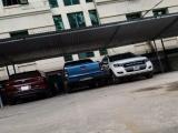 Hà Nội: Xuất hiện bãi xe không phép tại Công ty Vinaconex 1, trách nhiệm thuộc về ai?