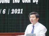 Quảng Bình: Công bố, thông báo các quyết định về nhân sự