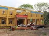 Thái Nguyên: Hàng ngàn căn nhà bị hư hỏng vì dông lốc