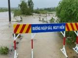 Tin lũ khẩn cấp trên các sông từ Hà Tĩnh đến Quảng Nam