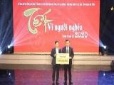 TNG Holdings Vietnam ủng hộ người nghèo Hà Tĩnh 1 tỷ đồng