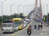 Tổ chức giao thông qua cầu Rạch Miễu dịp Tết Tân Sửu 2021