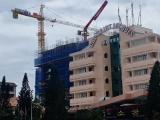 Xây dựng công trình không phép, một DN bị xử phạt gần 1 tỷ đồng