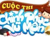 Bộ trưởng Phùng Xuân Nhạ đề nghị tạm dừng cuộc thi Game Chinh phục Vũ môn