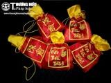 Những túi lương Đức Thánh Trần - biểu tượng cho một năm mới sung túc