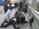 Khủng bố bên ngoài Nghị viện Anh: Ít nhất 5 người tử vong, 40 người bị thương