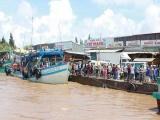 Bạc Liêu: Chìm tàu trên biển Gành Hào, ít nhất 3 nam sinh thiệt mạng