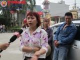 Mỹ Hào - Hưng Yên: Dân 'tố' chính quyền bảo kê cho chủ đầu tư Dự án Lạc Hồng Phúc, hành hung người dân.