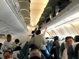 Lật tẩy khách nước ngoài trộm gần 400 triệu đồng trên máy bay