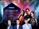 """Hương Giang Idol """"thả dáng"""" giữa dàn 'nam vương' nhóm The Wings tại Hubway Sầm Sơn"""