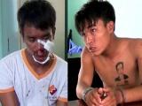 Bình Dương: Nữ công nhân truy đuổi và đạp ngã xe hai tên cướp