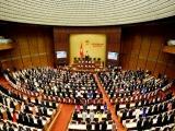 Khai mạc Kỳ họp thứ ba, Quốc hội khóa XIV