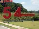 Hàng loạt hạng mục xuống cấp trầm trọng ở Làng Văn hoá - Du lịch các dân tộc Việt Nam
