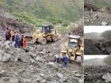 Lở đất kinh hoàng ở Trung Quốc chôn vùi cả một làng