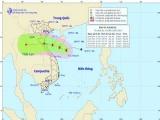 Bão số 4 giật cấp 10, hướng vào Thanh Hóa - Quảng Bình